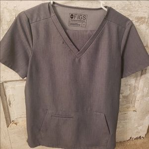 Figs scrub shirt